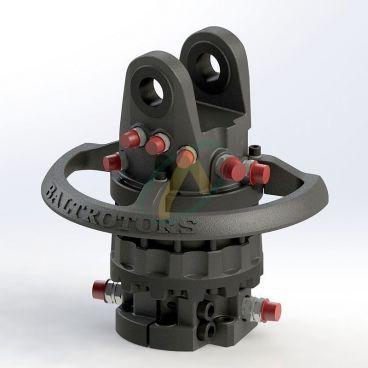 Rotator à platine 12 tonnes, 4 orifices et 2 extras