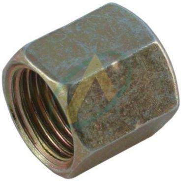 Écrou pour tube de graissage de 8 mm extérieur