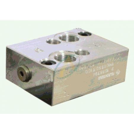 Bloc anti-cavitation pour moteur type OMR