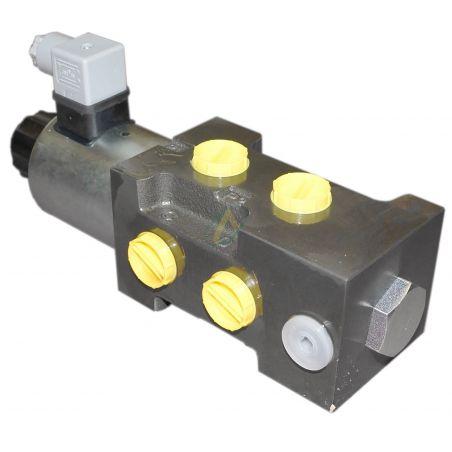Selecteur de fonction 12/24V 80l/min non empilable