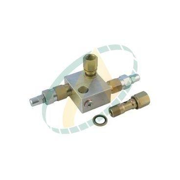 Limiteur de pression à double action direct pour moteurs type OMP et OMR