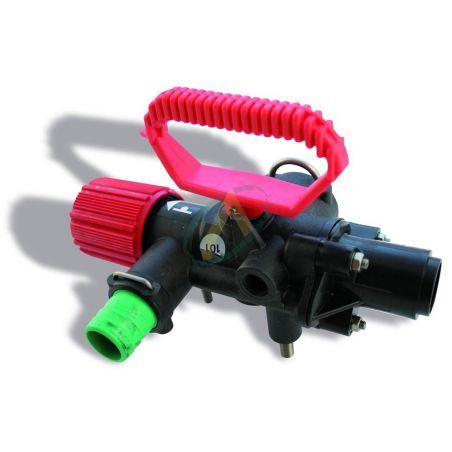 Régulateur pour petits débit sans dispositif de pression égale