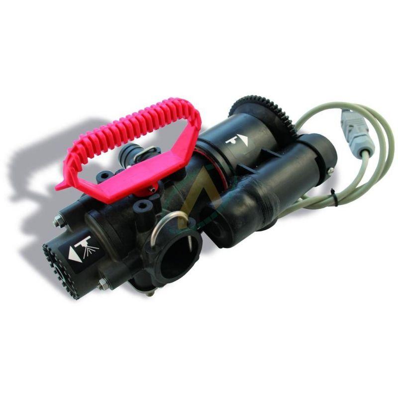 Régulateur de pression pour commande électrique