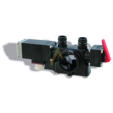 Electrovannes et accessoires de montage de pulvérisateurs