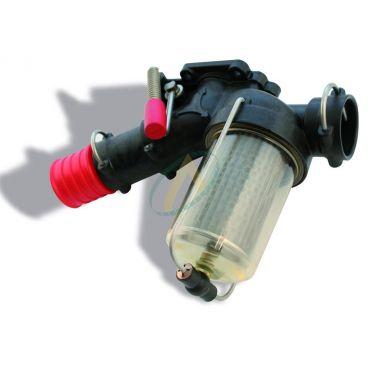 Robinet pulvérisateur de différentes tailles et normes avec filtre
