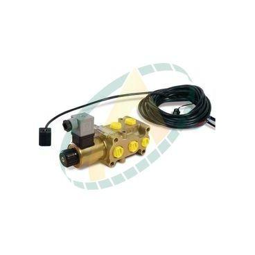 Sélecteur de fonctions empilables 12V 40l/min