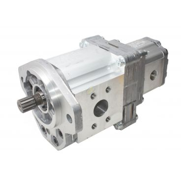 Pompe hydraulique pour débroussailleuse ROUSSEAU 420SE 451SE 470SE 471SE 471SP 480SP ARGO48 CASTOR42