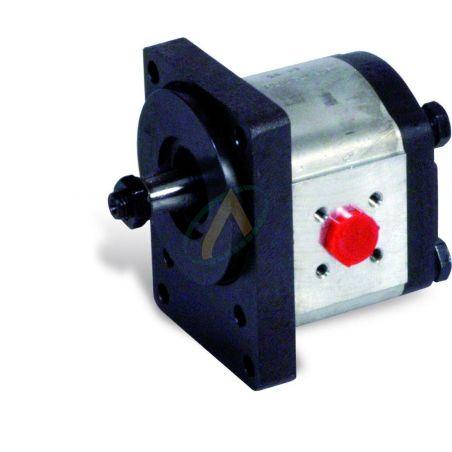 Pompe hydraulique groupe 2 flasque DIN