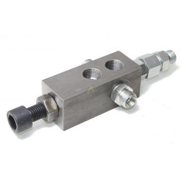 Limiteur de pression pour pompes a 9 pistons - 250 bars