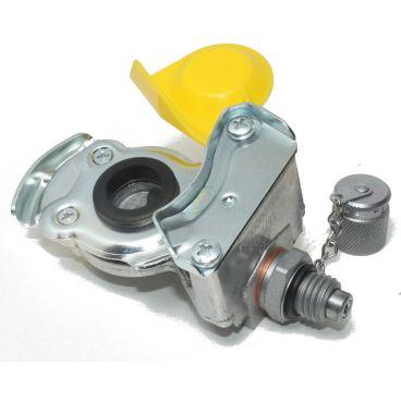 Prise de pression - Push Pull - Femelle F1/4G - Mâle M16x200 - Type Komatsu