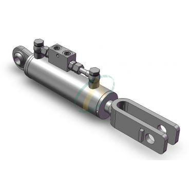 Vérins double effet pour correcteur de devers - EAF 449 mm - Course 145 mm