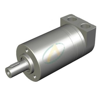 Moteurs hydraulique Danfoss OMM 50 cm3 arbre cylindrique diamètre 16mm flasque 3 trous