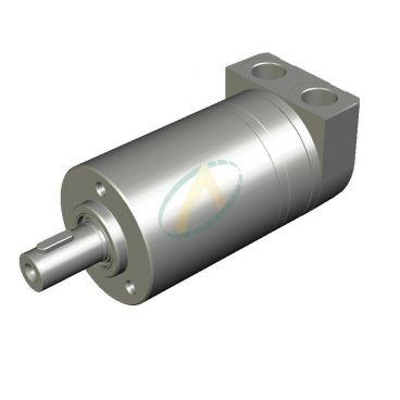 Moteurs hydraulique Danfoss OMM 32 cm3 arbre cylindrique diamètre 16mm flasque 3 trous