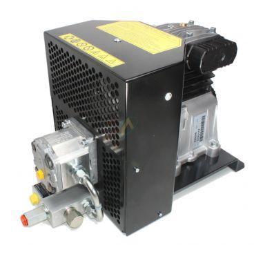 Compress'air : Compresseurs d'air à source hydraulique