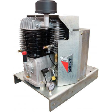 Compress'air hydraulique de capacités 60 m3/heure et débit d'air 45 m3/heure