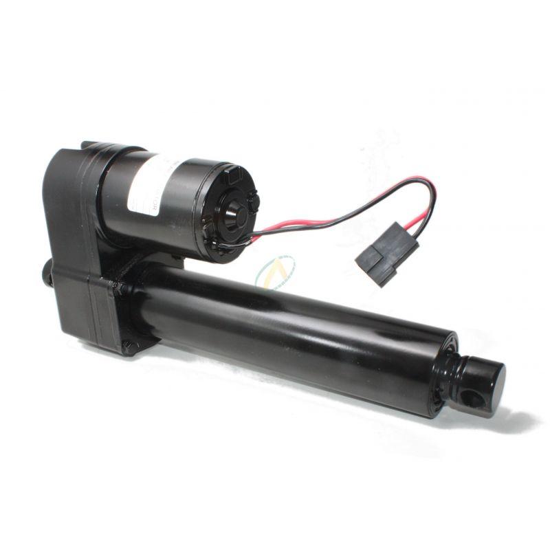 Vérin électrique en 12 Vdc - Force de levage 2250N & course de 101.6 mm