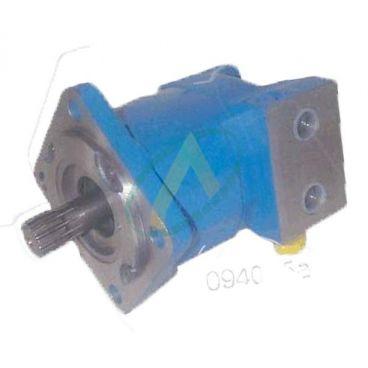 Pompe hydraulique double 12+8 cm3 pour compacteur Amman Yanmar modèle DTV213