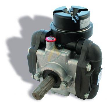 Pompe à membrane - Pulvérisateur - 2 chambres de 15 bar - 120 l/min