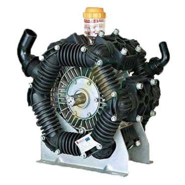 Pompe Poly 2260-VD Bertolini - Pulvérisateur - Pompe à membrane - 260 l/min