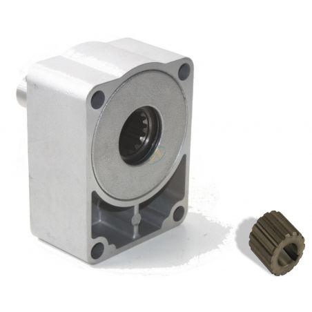 Contre-paliers groupe 2 - Arbre cylindrique ø22mm - Avec manchon conique 1/8