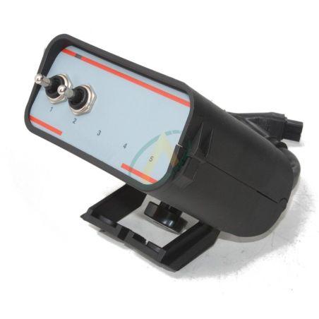 Boîtier de commande pour électro distributeur 2 à 5 fonctions