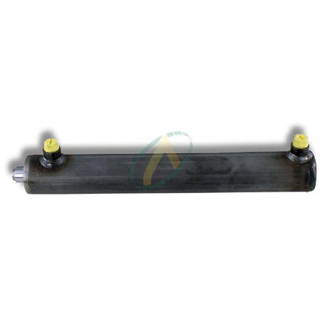 Vérin double effet - Tige ø40 mm - Piston ø60 mm - Sans fixation