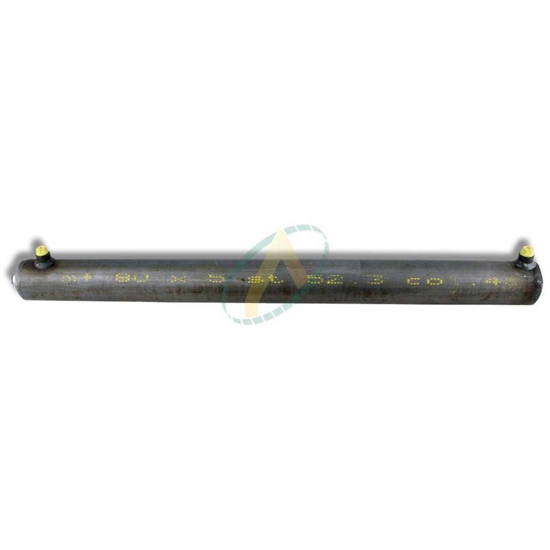 Vérin double effet sans fixation standard tige 40 mm et piston 80 mm