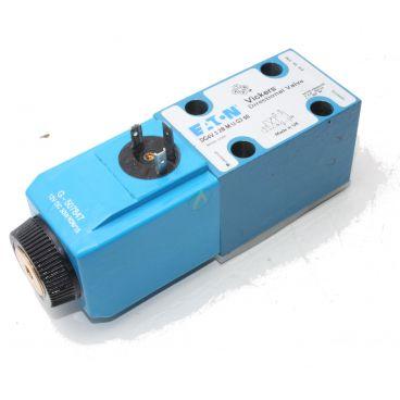 Distributeur Cetop 3 simple bobine B vers T P et A bloqué SCH T à commande électrique