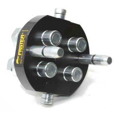 Multifaster mâle 4 coupleurs 70 l/min en 1/2 BSPP - Modèle P506