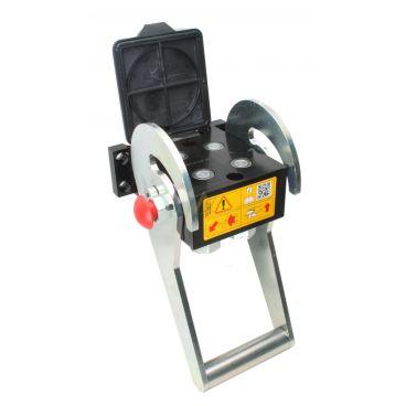 Multifaster fixe femelle 4 coupleurs 40 l/min en 3/8 BSPP - Modèle P506