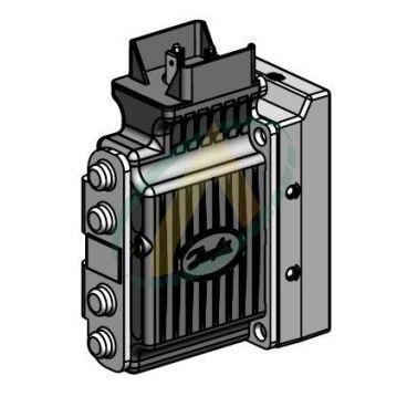 Bobine PVEH Proportionnel haute performance - 11V à 32V - Connecteur HIRSCHMANN - PVG32