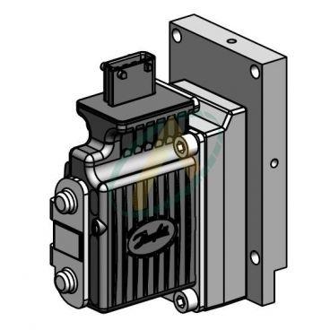 Bobine PVEO Tout ou Rien - 24V - Connecteur AMP - PVG120