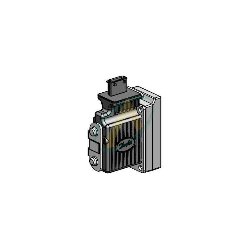 Bobine passive PVEA-DI Proportionnelle - 11 à 32V - Connecteur AMP 2x4 - PVG32