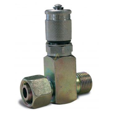 Prise de pression M16x200 en Té - Implantation DIN L - Pour piquage en ligne