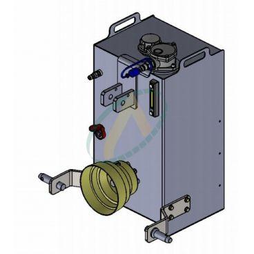 Groupe hydraulique vigneron 30 litres,double sorties 20 L/min avec Limiteur de pression & By-Pass