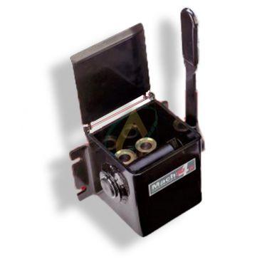Multicoupleur Mach HD femelle 4 coupleurs 110 l/min 350 bars
