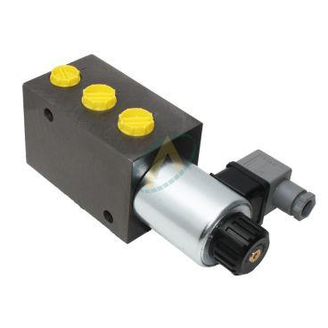 Sélecteur de fonctions 6 voies non-empilables - 12 VDC - 50l/min