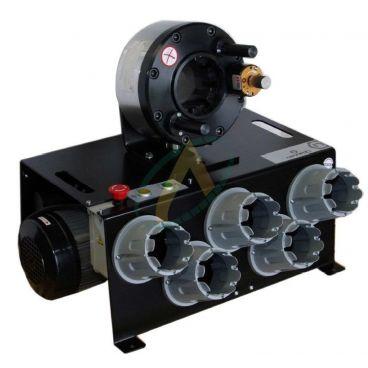 Presse à sertir électrique - Sertissage de 120 Tonnes - En 220 ou 380 volts