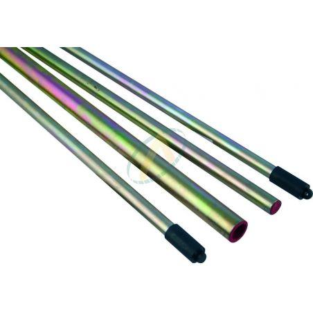 Tube acier diamètre 20mm - Intérieur 15mm - Norme DIN S