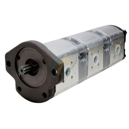 Pompe hydraulique triple - 22+16+22 cm3 - CASE CS85/95/105PRO