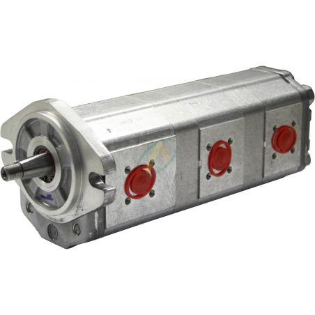Pompe hydraulique relevage, direction et boîte de vitesse pour tracteur RENAULT Gamme TS TE TA TX TZ