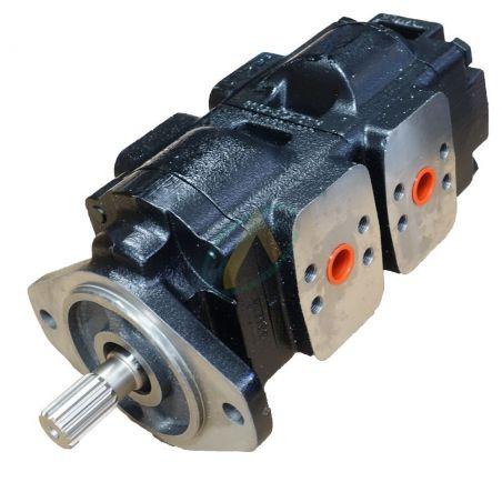 Pompe double fonte - 37+37 cm3 - Massey Ferguson Série 860