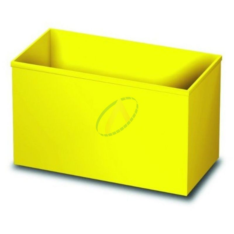 Bac jaune pour mallette incassable