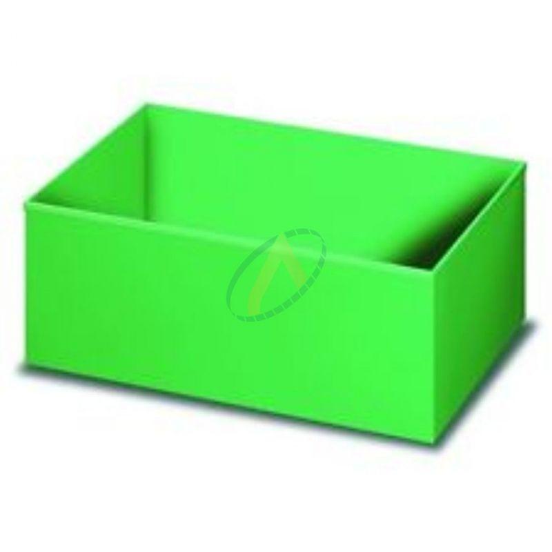Bac vert pour mallette incassable