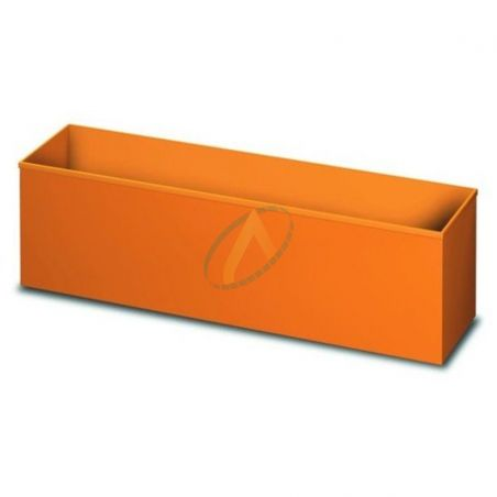 Bac orange pour mallette incassable