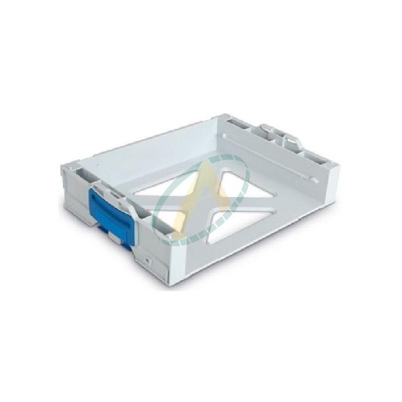 Rack clipsable pour mallette taille S