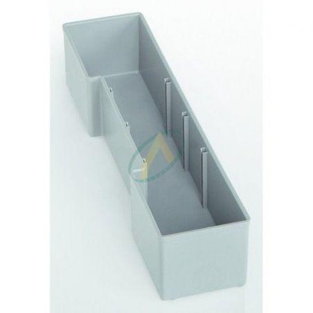 Compartiment gris pour mallette incassable M - L - XL - XXL