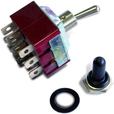 Interrupteurs tripolaires à levier