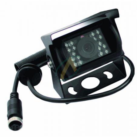 Caméra de recul angle de vision 108°