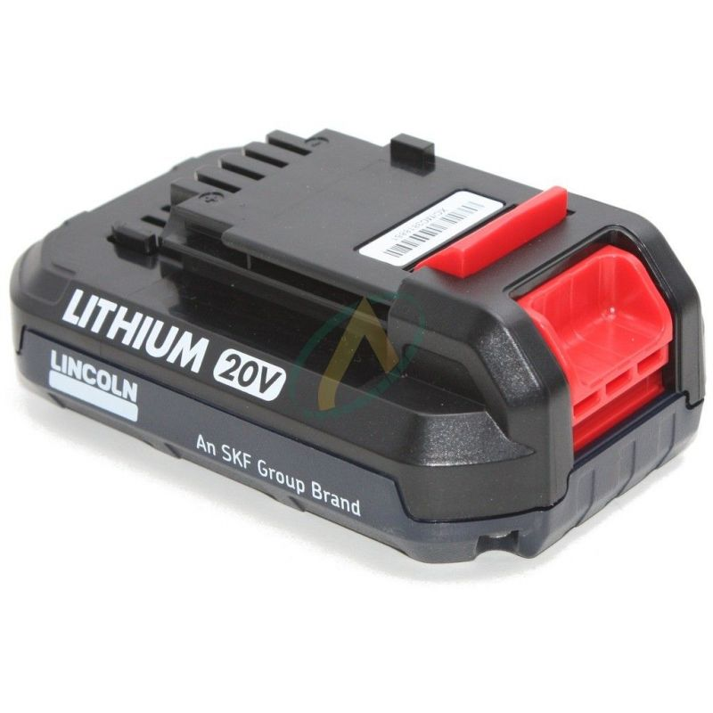 Batterie LINCOLN 20 volts lithium li-ion